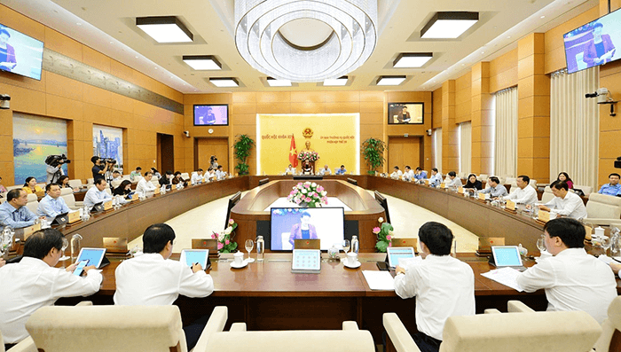 Họp dự thảo Nghị định quy định cơ sở dữ liệu quốc gia về Bảo hiểm