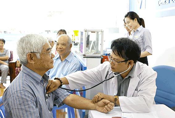Mức hưởng bảo hiểm y tế năm 2020.