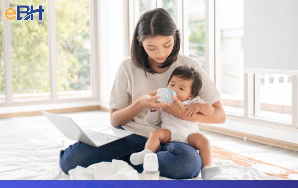 Nghỉ việc ngay sau khi nghỉ thai sản người lao động có thể hưởng bảo hiểm thất nghiệp
