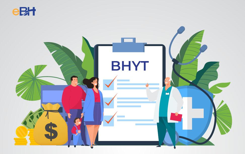 Trẻ em dưới 6 tuổi được quỹ BHYT thanh toán 100% chi phí