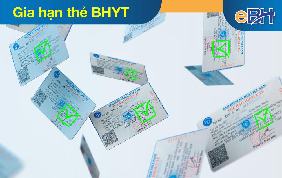 Gia hạn thẻ BHYT khi thẻ bị hết hạn - ảnh 2